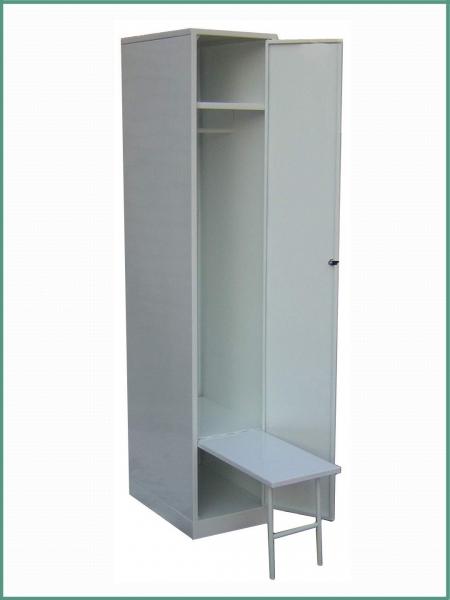 Шкаф для одежды двухстворчатый медицинские